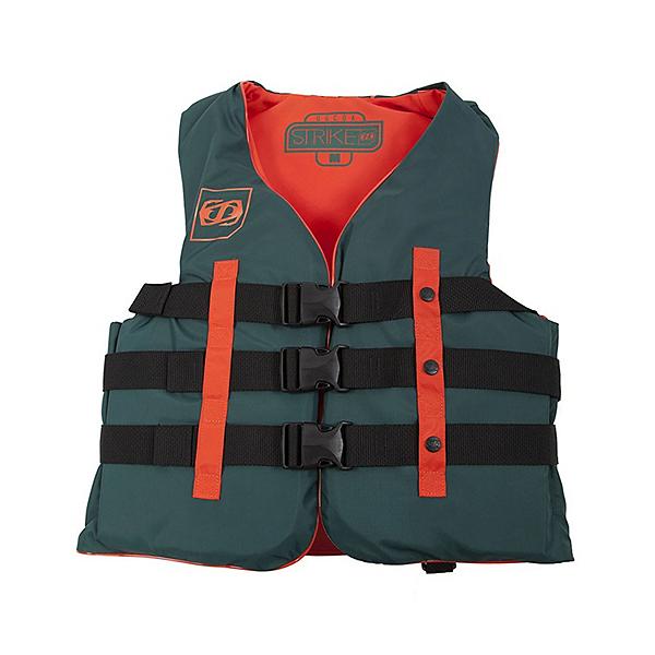 Jetpilot Strike Adult Life Vest, Green, 600