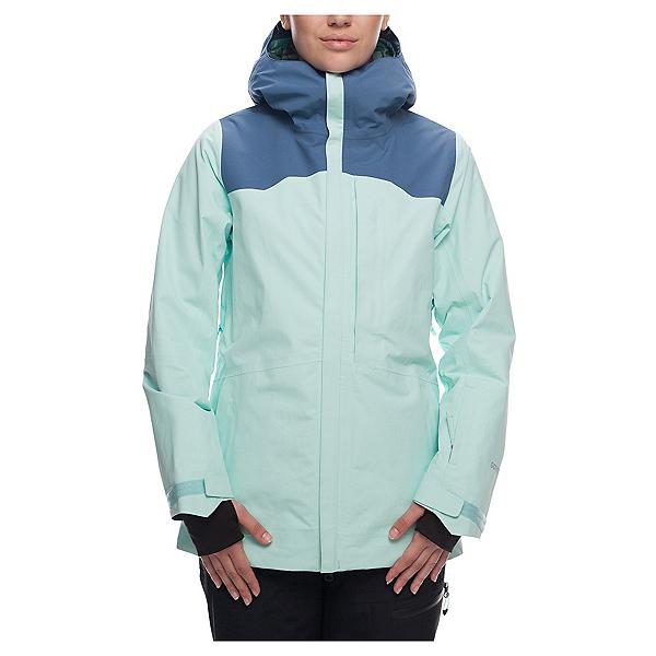 686 GLCR GTX Wonderland Womens Insulated Snowboard Jacket 2019, , 600