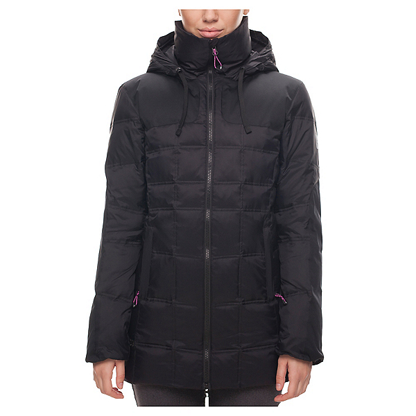 686 GLCR Bliss Down Womens Jacket 2018, Black, 600