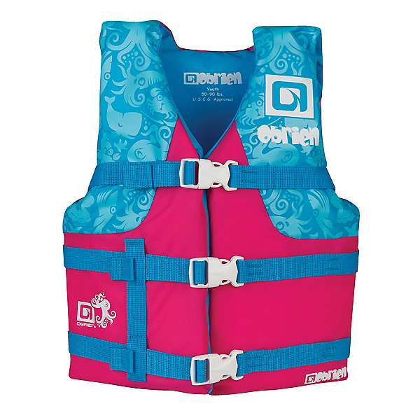 O'Brien Youth Junior Life Vest 2020, , 600