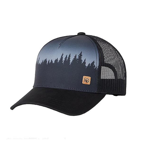 Tentree 5 Panel Altitude Hat, Meteorite Black Juniper, 600