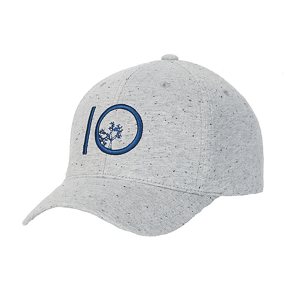 Tentree 6 Panel Thicket Hat 2020, Hi Rise Grey Marled-Classic Te, 600