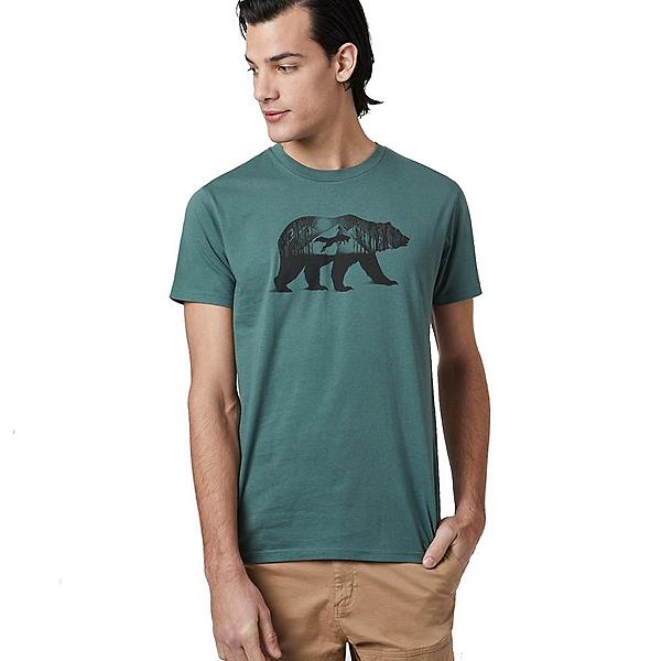 Tentree Den Cotton Classic Mens T-Shirt, , 600