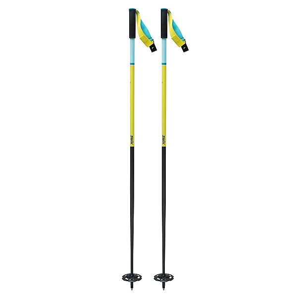 Swix The Stick Ski Poles 2020, Lemon, 600