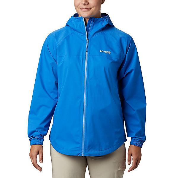 Columbia Tamiami Hurricane Womens Jacket 2020, Stormy Blue, 600