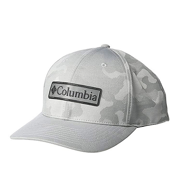 Columbia Maxtrail 110 Adjustable Hat, City Grey Camo, 600
