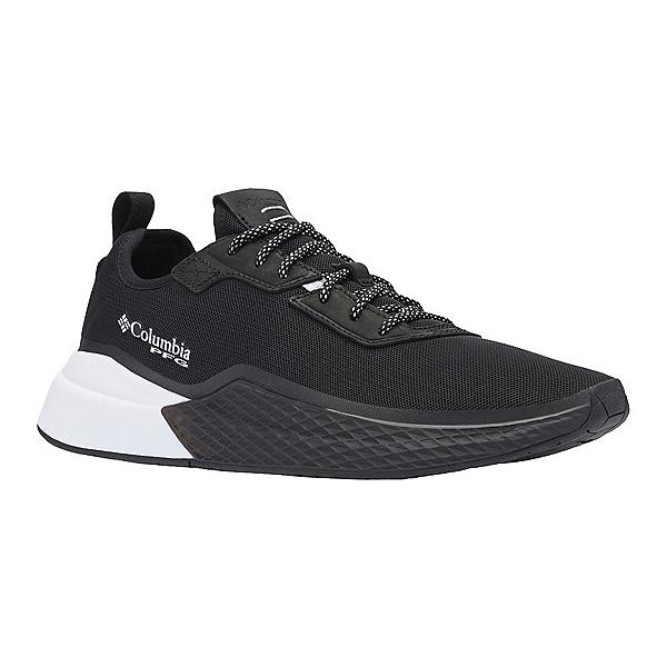 Columbia Low Drag PFG Mens Shoes 2020, Black-White, 600