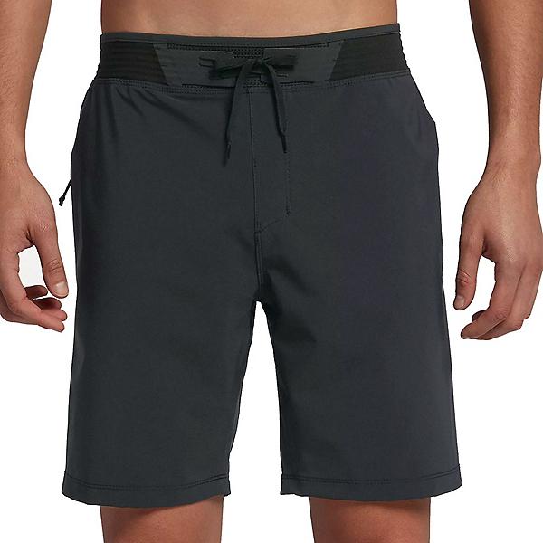 Hurley Phantom Hyperweave Solid Mens Board Shorts 2020, , 600