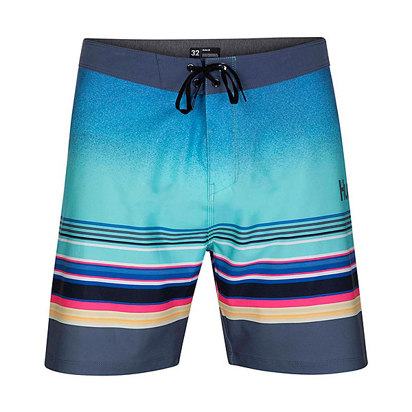 Hurley Phantom Spectrum 20in Mens Board Shorts 2020, Aurora Green, 600