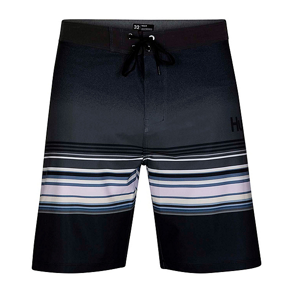 Hurley Phantom Spectrum 20in Mens Board Shorts, Anthracite, 600