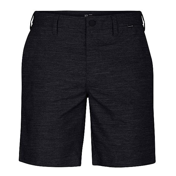 Hurley Dri-Fit Breathe 19in Mens Hybrid Shorts, Black, 600