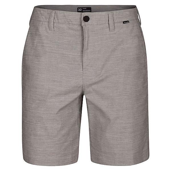 Hurley Dri-Fit Breathe 19in Mens Hybrid Shorts 2020, Wolf Grey, 600