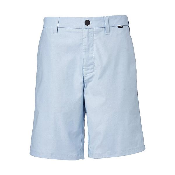Hurley Dri-Fit Breathe 19in Mens Hybrid Shorts, Light Armory Blue, 600