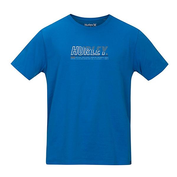 Hurley Dri-Fit Onshore Short Sleeve Mens T-Shirt 2020, , 600