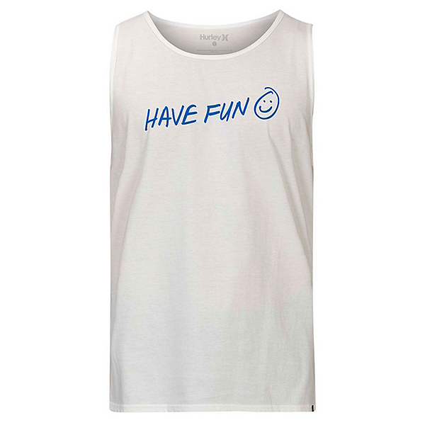 Hurley Have Fun Tank Mens Tank Top 2020, , 600