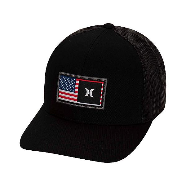 Hurley Destination Curved Trucker Hat, , 600