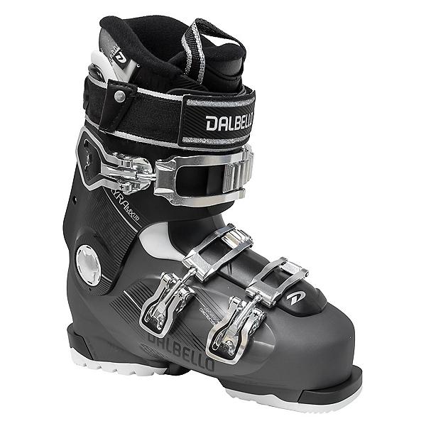 Dalbello Kyra MX LTD Womens Ski Boots, Black Transparent-Black, 600