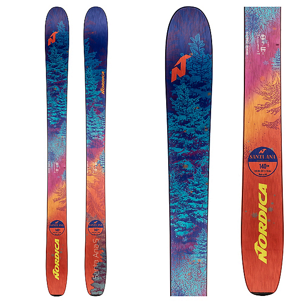 Nordica Santa Ana S Girls Skis, , 600
