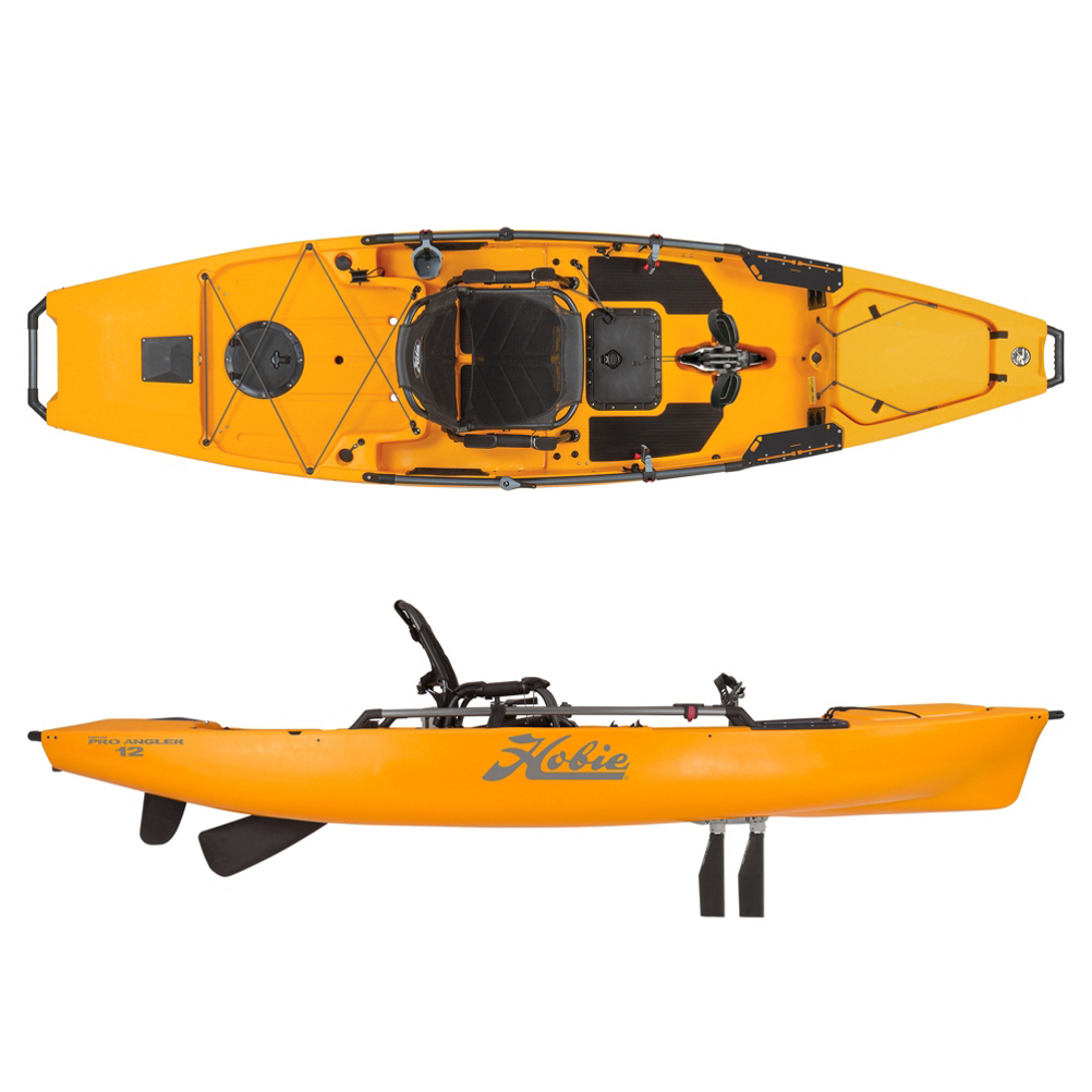 Hobie Mirage Pro Angler 12 ft. Kayak 2020 im test