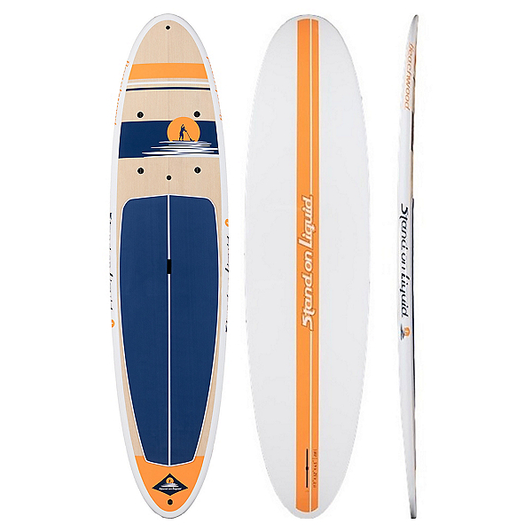 STAND ON LIQUID Beechwood 11 ft. Recreational Stand Up Paddleboard, , 600