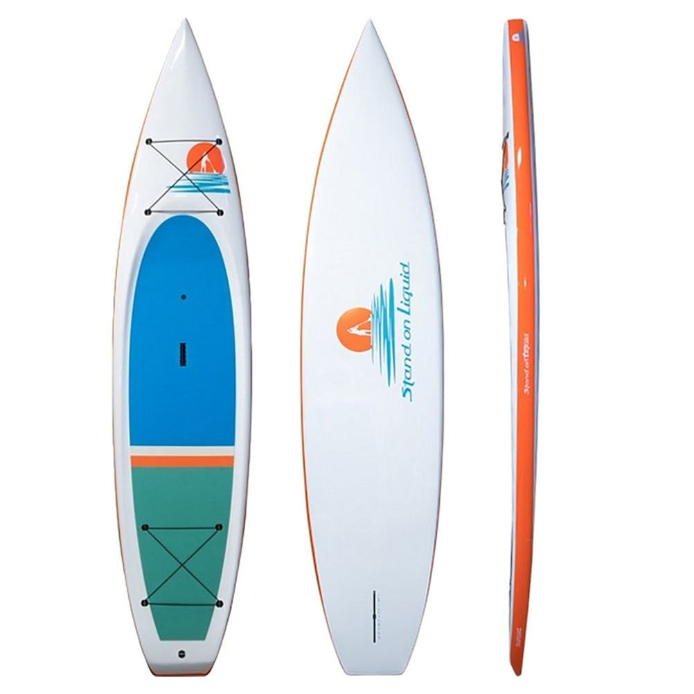 STAND ON LIQUID Sunset 11 ft. 6 in Touring Stand Up Paddleboard im test