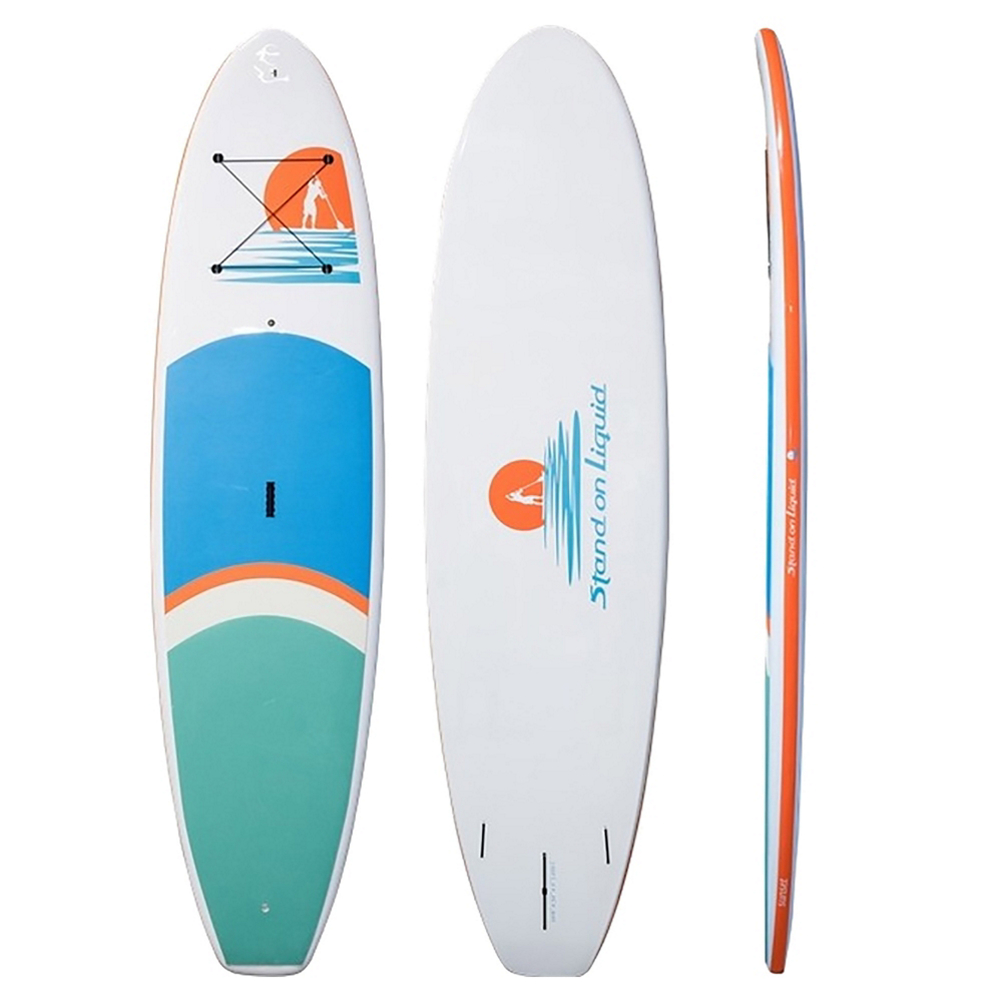 STAND ON LIQUID Sunset Recreational Stand Up Paddleboard im test