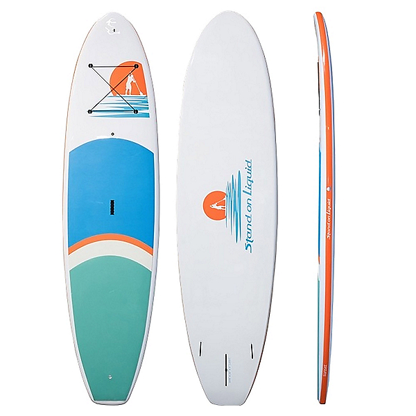 STAND ON LIQUID Sunset Recreational Stand Up Paddleboard, , 600