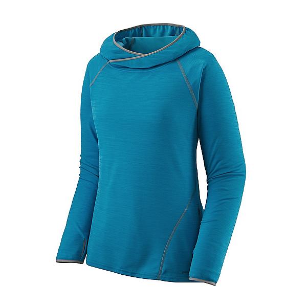 Patagonia Sunshade Womens Hoodie 2020, Joya Blue, 600