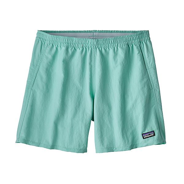 Patagonia Baggies Womens Hybrid Shorts, Light Beryl Green, 600