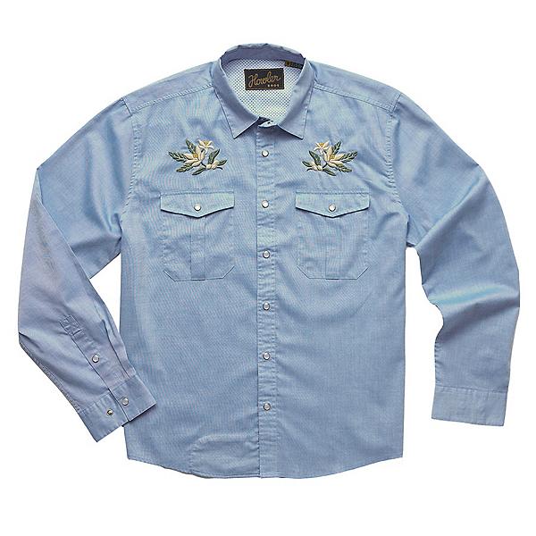 Howler Brothers Gaucho Snapshirt Mens Shirt, , 600