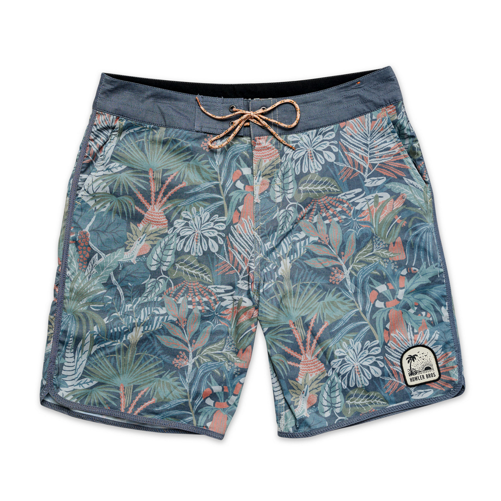 Howler Brothers Stretch Bruja Mens Board Shorts im test