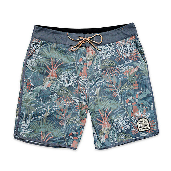 Howler Brothers Stretch Bruja Mens Board Shorts, , 600
