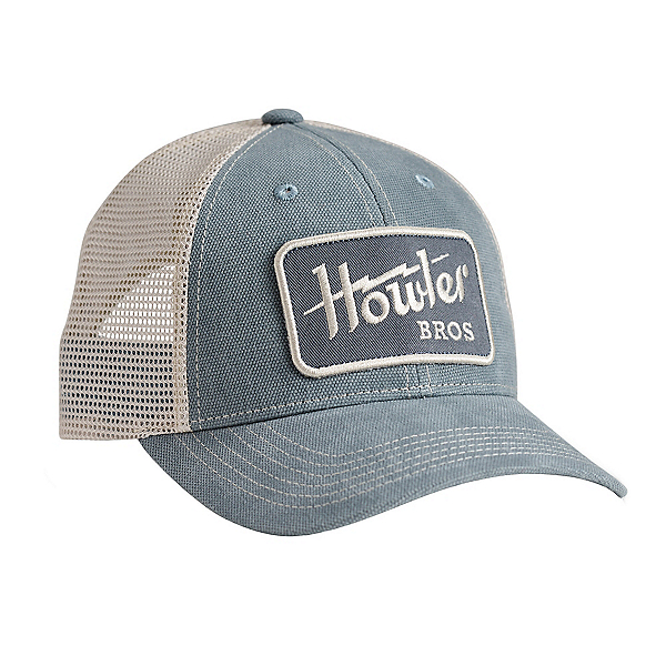 Howler Brothers Standard Hat 2020, Slate Blue-Stone Howler Electr, 600