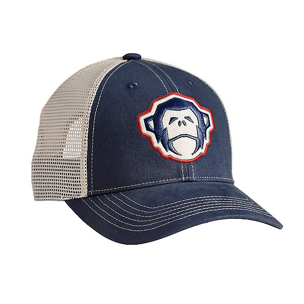 Howler Brothers Standard Hat 2020, Navy Stone El Mono, 600
