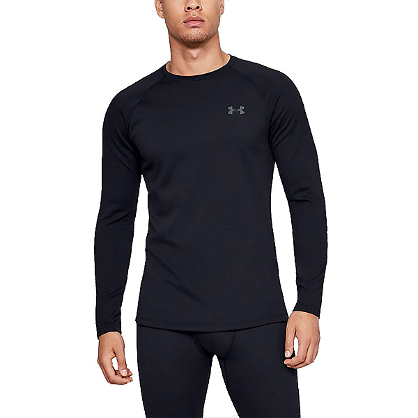 Under Armour Base 3.0 Crew Mens Long Underwear Top, , 600