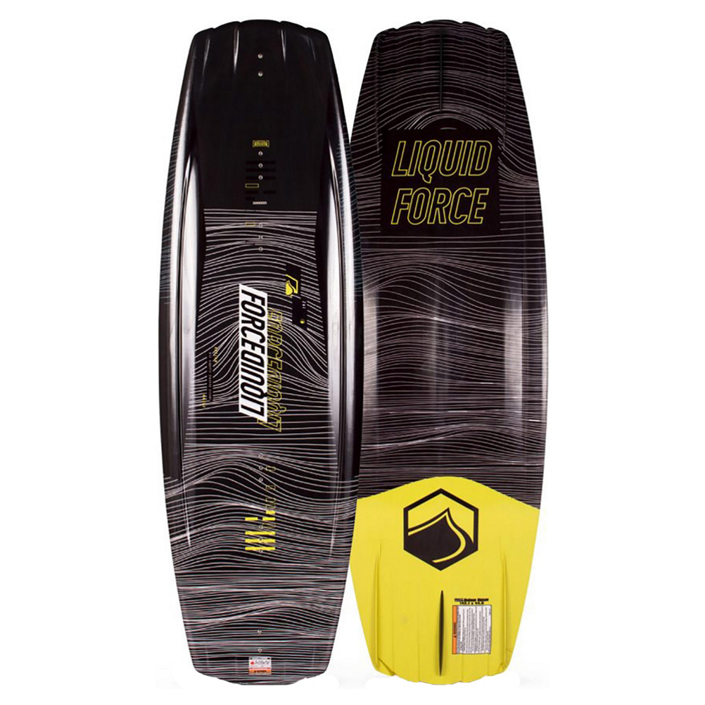 Liquid Force Classic Wakeboard 2020 im test