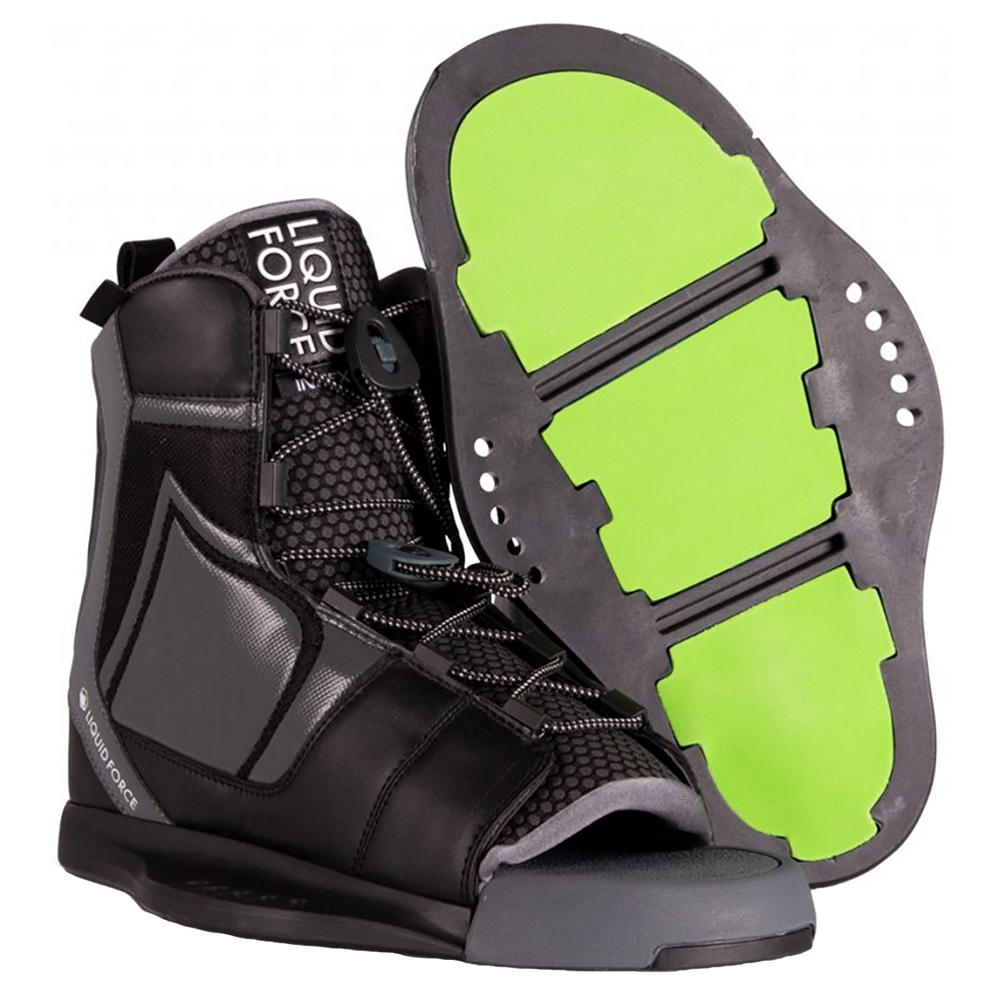 Image of Liquid Force Index Boot Wakeboard Bindings 2020