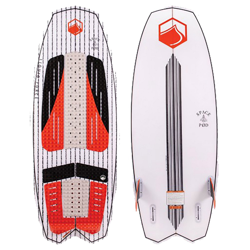 Liquid Force Space Pod Wakesurfer 2020 im test