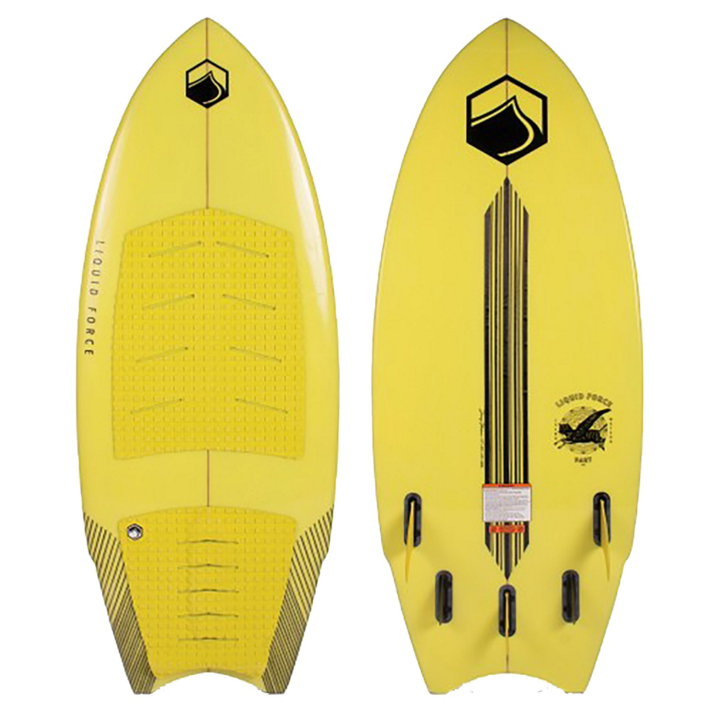 Liquid Force Dart Wakesurfer 2020 im test