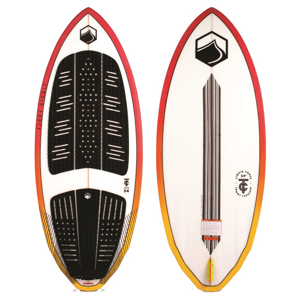 Liquid Force TC Skim Wakesurfer 2020 im test