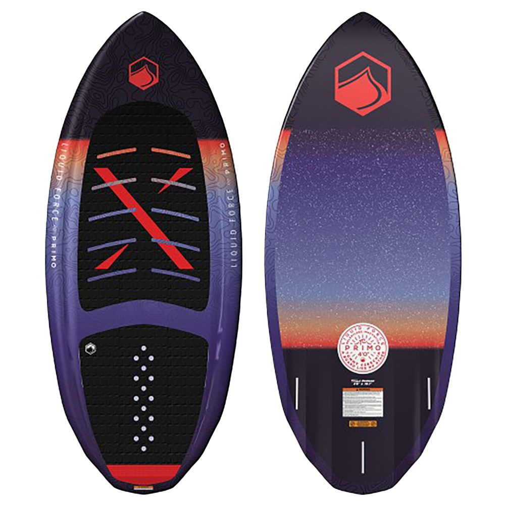 Liquid Force Primo Wakesurfer 2020 im test