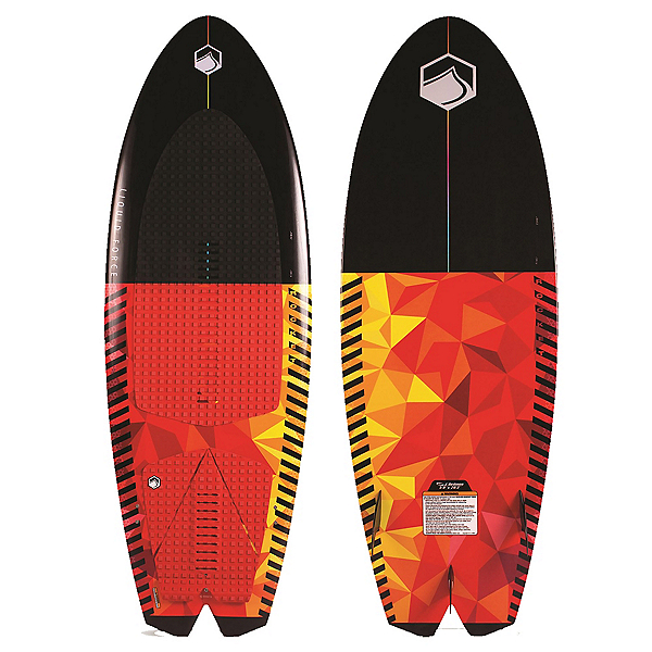 Liquid Force Rocket Wakesurfer 2020, , 600