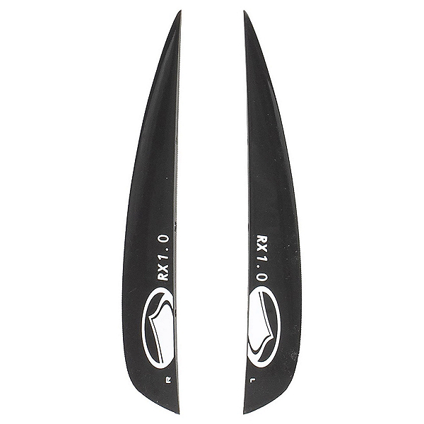 Liquid Force RX 1.0 Fin Pair Wakeboard Fins 2020, , 600