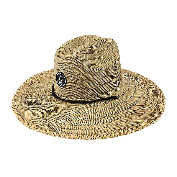 Volcom Quarter Straw Hat, , 600