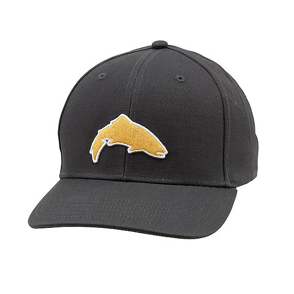 Simms Big Catch Hat, Carbon, 600