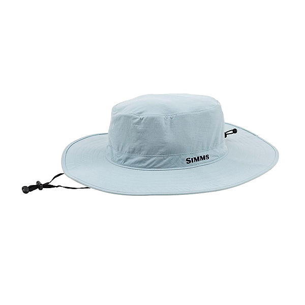 Simms Superlight Solar Sombrero Hat, Grey Blue, 600