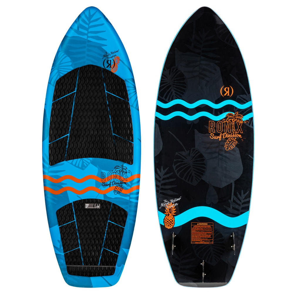 Ronix Marsh Mellow Thrasher Wakesurfer 2020 im test