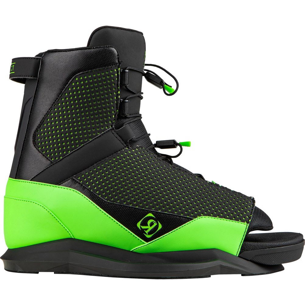 Ronix District Boot Wakeboard Bindings 2020 im test