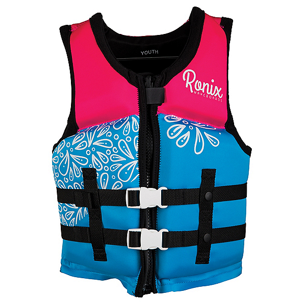 Ronix August Junior Life Vest 2020, , 600