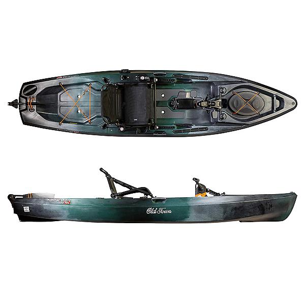 Old Town Topwater 120 PDL Kayak 2020, , 600